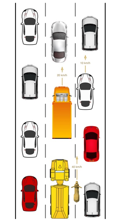 accident diagram